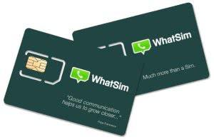 Sim Karte Wechseln Whatsapp.Whatsim Eine Sim Karte Für Weltweit Kostenloses Whatsapp