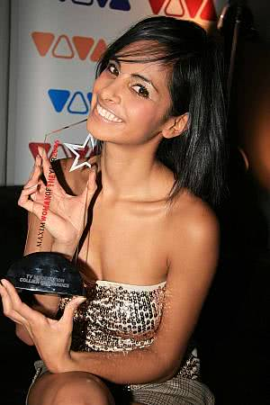 Collien Fernandes ist Maxim Woman of the Year