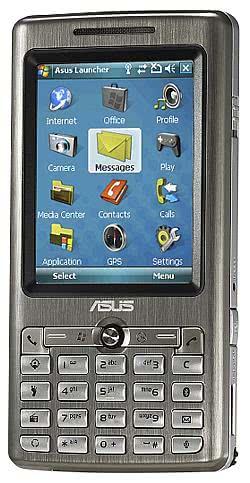 Компания ASUS анонсировала коммуникатор P527 с цифровой клавиатурой и