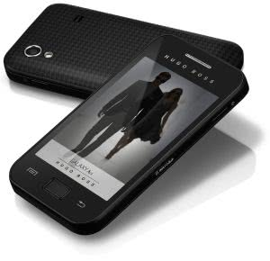 Samsung Galaxy Ace by Hugo Boss