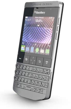 Blackberry P9981 Porsche Design